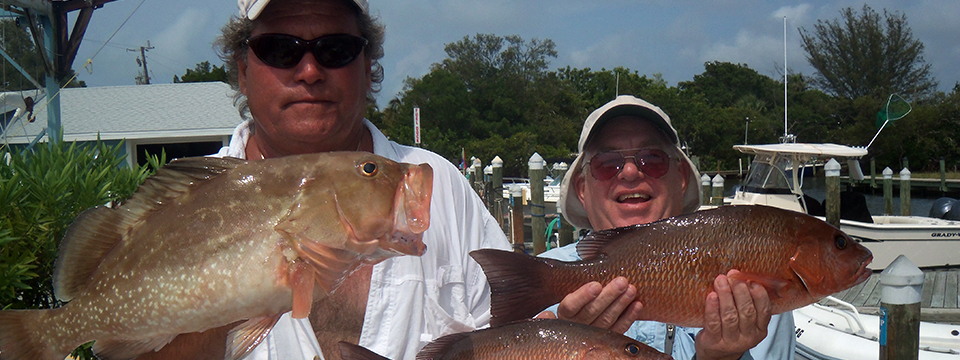 Fishing report 3 2014 southernaire fishing charters for Anna maria fishing report