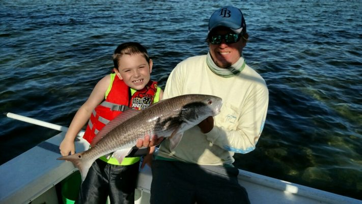 Anna maria island fishing charter southernaire fishing for Anna maria island fishing